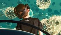 Preview of new hybrid VR reel